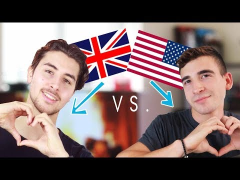British Vs American - What Guys Want