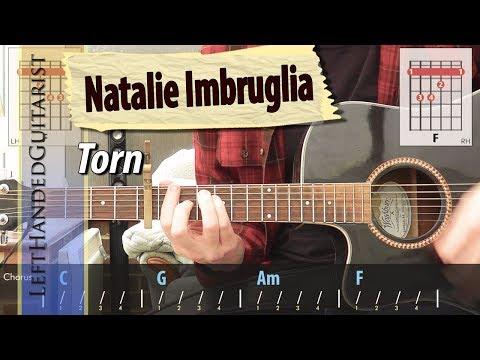 Natalie Imbruglia - Torn   guitar lesson