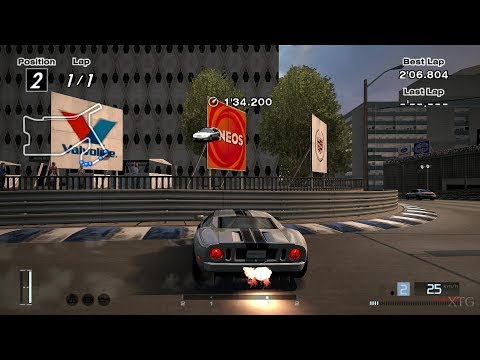 [#1505] Gran Turismo 4 - Driving Mission 32 PS2 Gameplay HD