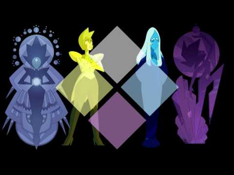 Steven Universe Custom Soundtrack: The Great Diamond Authori