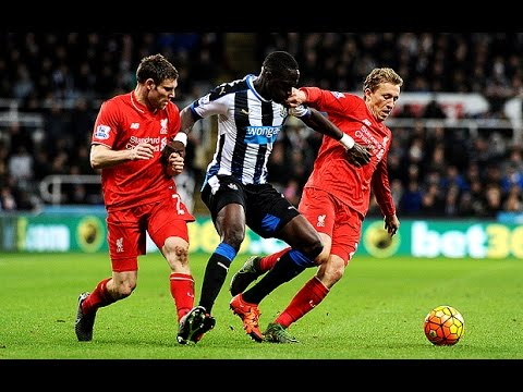 Moussa Sissoko Vs Liverpool (Home) - 15/16 - Newcastle United