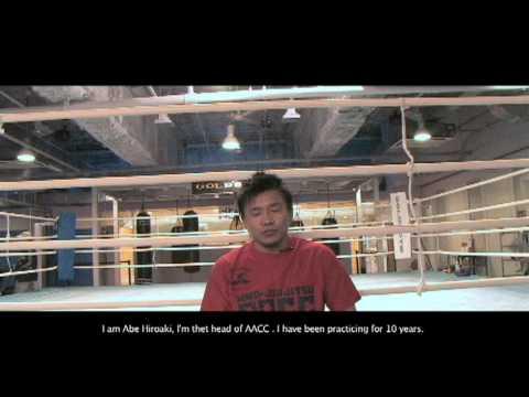 AACC fight club tokyo