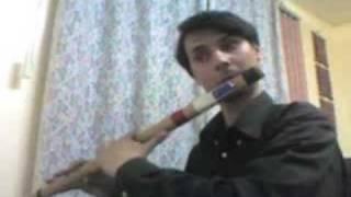 Raga Kafi Bansuri Bass E Tonic