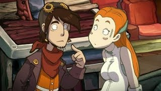 Deponia Game Trailer