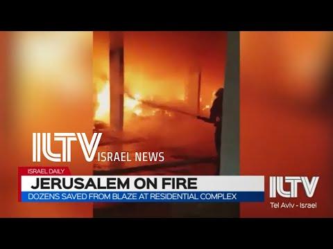 Jerusalem On Fire