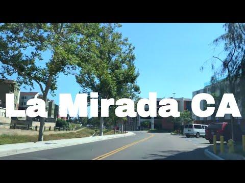 🔴  La Mirada Realtor Driving Tour 1080P