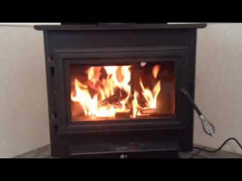 - Englander Wood Stove Review - YouTube