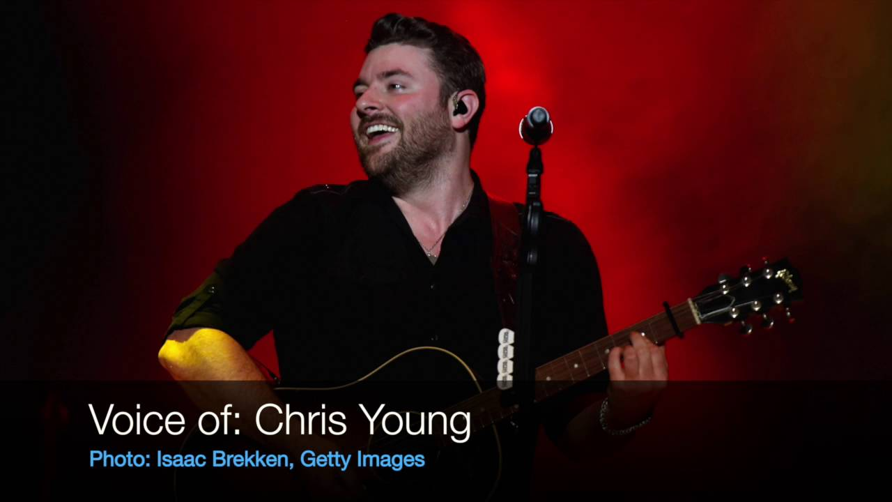 Chris Young: We Put a Lot of Time Into 'It Must Be Christmas ...
