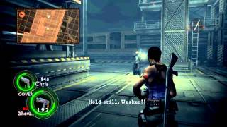 Resident evil 5 Sheva walkthrough part-35 { I