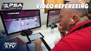 Squash: Video Refereeing - Past, Present and Future