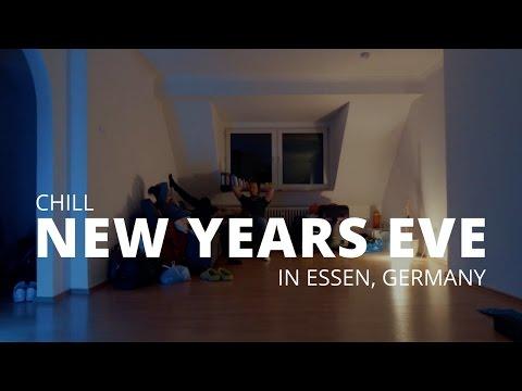 Chill NYE in Essen, Germany |VLOG021