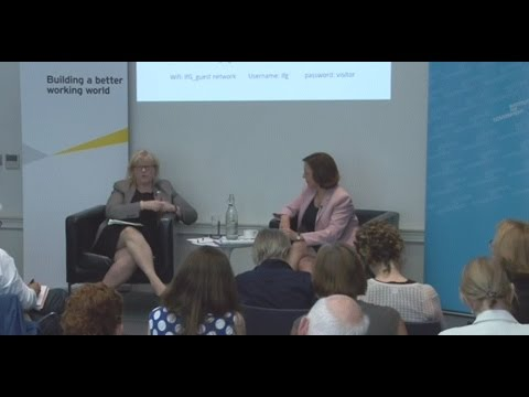 Women Leaders series: The view from Ottawa – Janice Charette