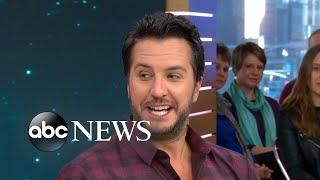 'GMA' Hot List: Luke Bryan explains how he tells 'American Idol' hopefuls 'no'