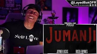 TRASH or PASS!! Joyner Lucas ft Busta Rhymes (Jumanji) [REACTION!!]