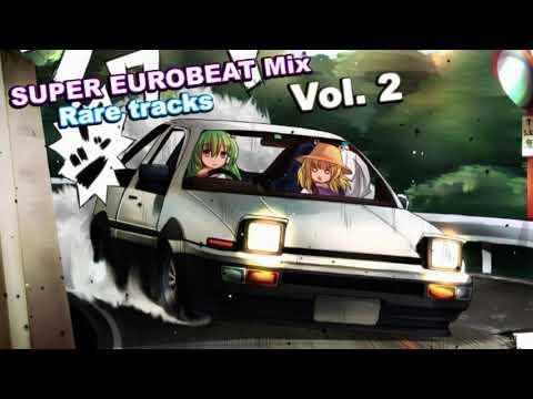 SUPER EUROBEAT Mix - Rare Tracks Vol. 2