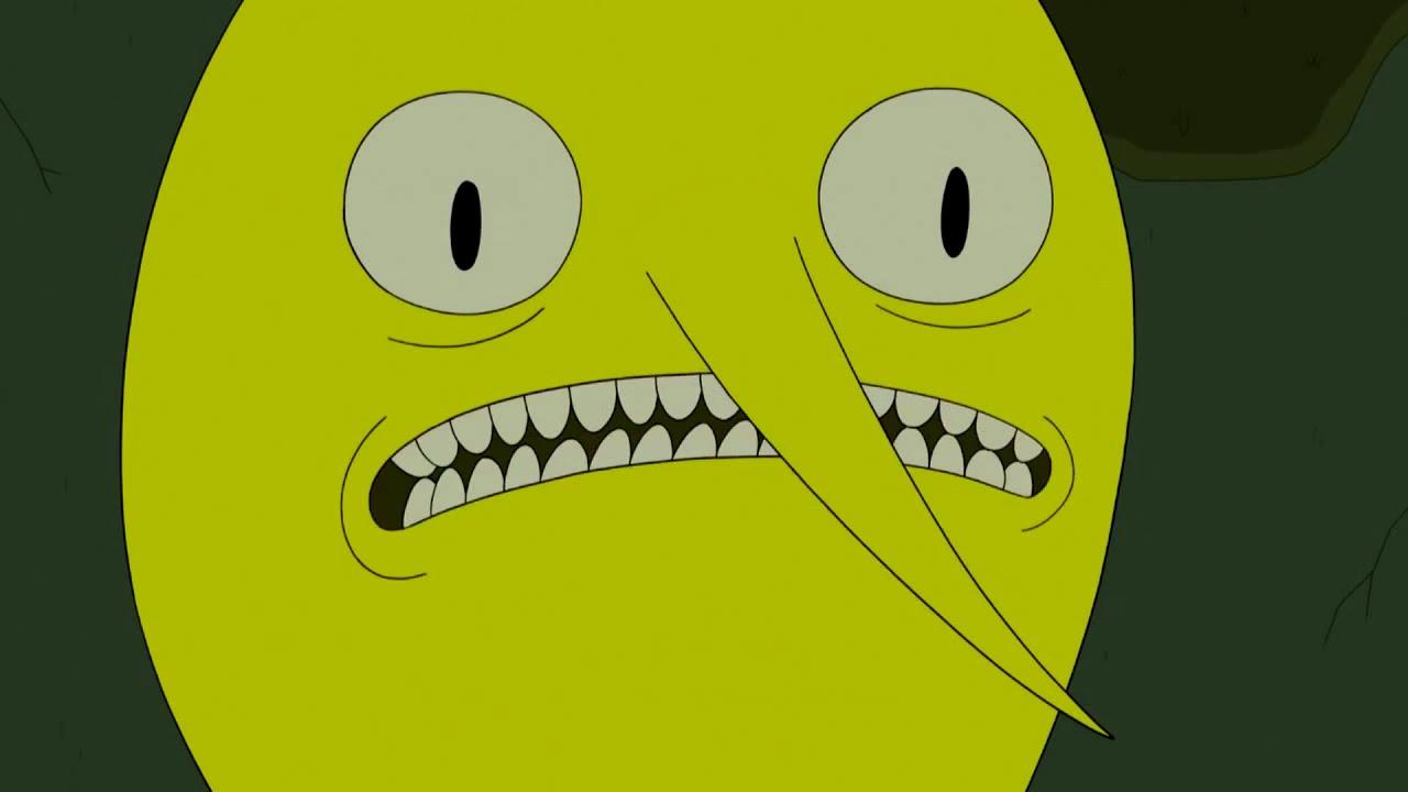 Adventure Time Amv Lemongrab Unacceptable Music Video