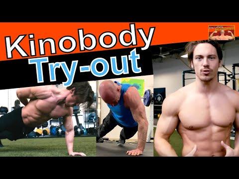 Kinobody One Arm Push Ups Tutorial