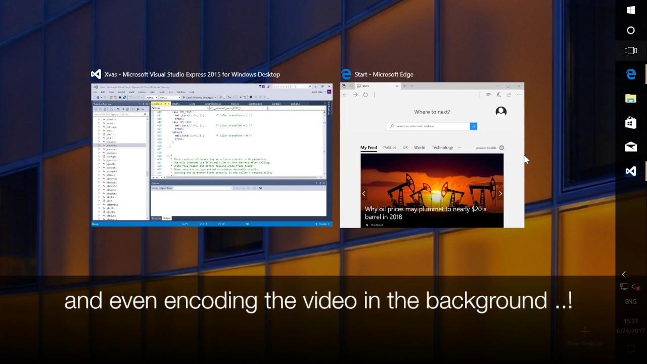 Linux Qemu/KVM, Windows 10 guest on T470s is quite SNAPPY