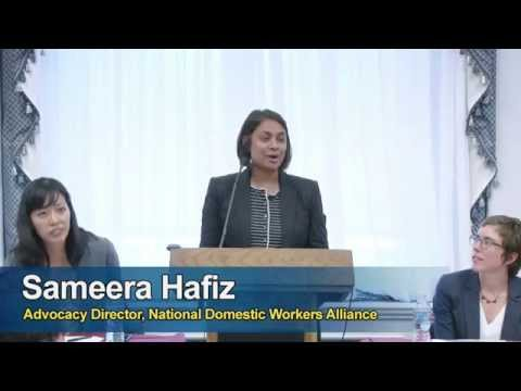 From Geneva to Washington D.C. Securing Human Rights for Immigrant Women and Families. PT 4.