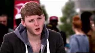 James Arthur's X Factor audition clip