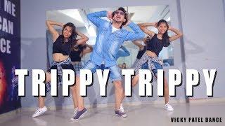 Trippy Trippy Song Bollywood Dance Choreography | Vicky Patel | Bhoomi | Sunny Leone | Neha kakkar