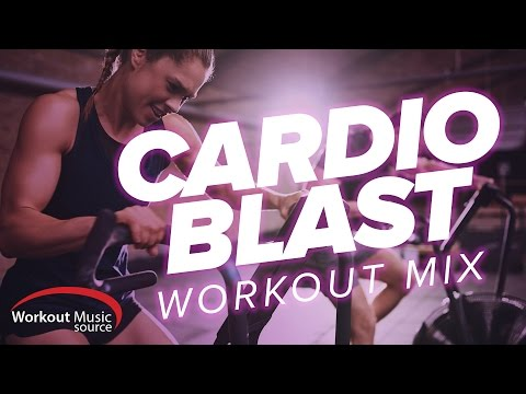 WOMS  Cardio Blast Workout Mix 142153 BPM