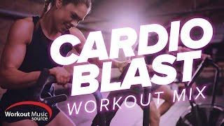 Workout Music Source // Cardio Blast Workout Mix (142-153 BPM)