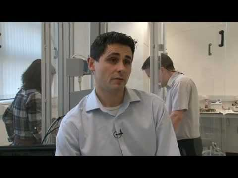 Dr Jon-Paul Griffiths - Begbroke Science Park