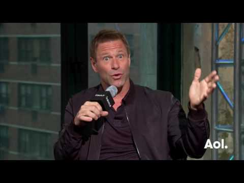 Aaron Eckhart On His Two Upcoming Films,