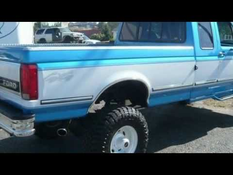 Find Ford Dealership Pre-Owned 1994 Ford F250 Super Roseville CA - YouTube