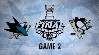 Sheary's overtime goal gives Pens 2-0 series lead