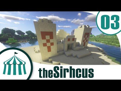 "The Sirhcus | Ep. 3 | ""Treasure Hunt"" | Vanilla Minecraft"