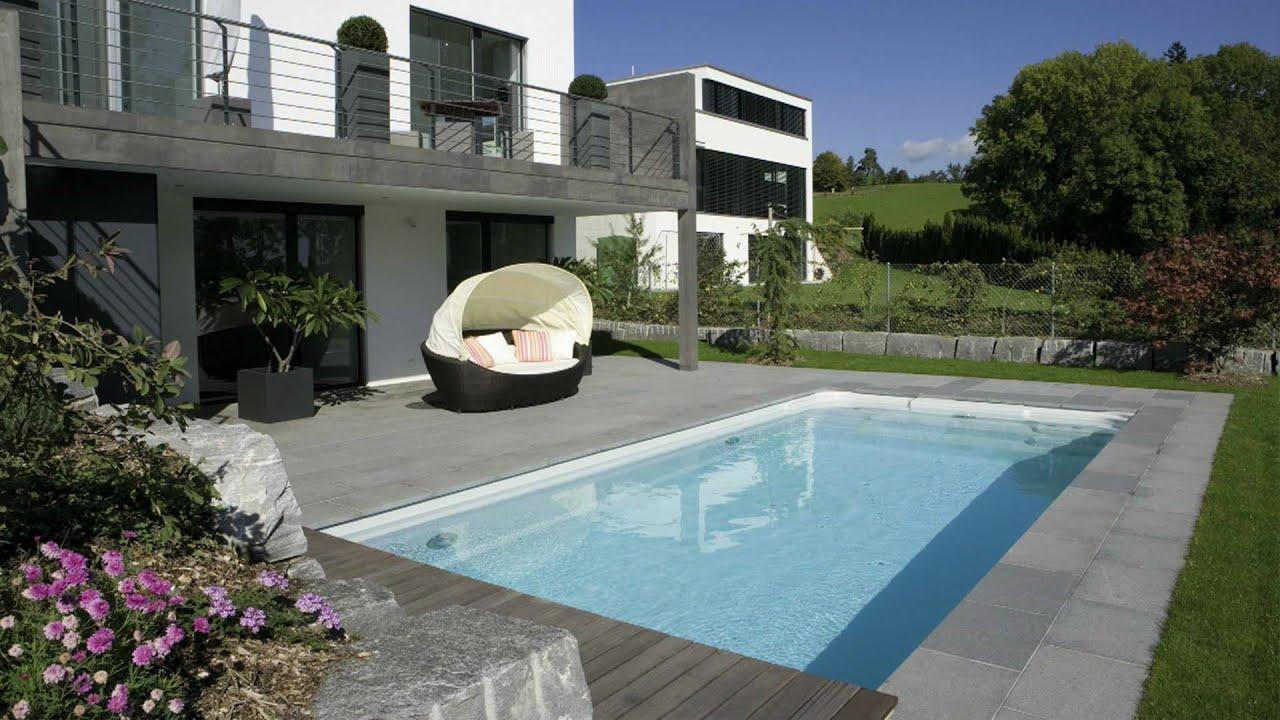 Rivierapool tv fertigschwimmbecken produktpr sentation youtube - Riviera pool ...