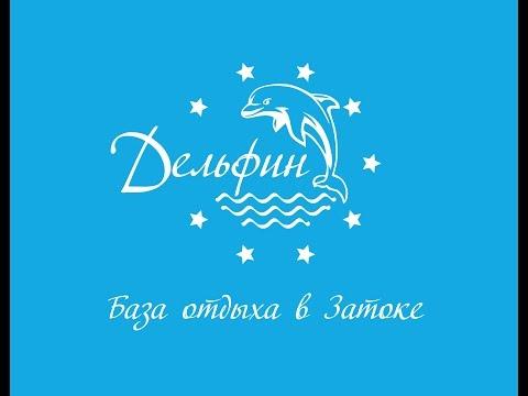 База отдыха Дельфин (в Затоке)