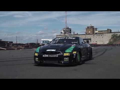 Steve 'Baggsy' Biagioni's Nissan R35 GTR Build
