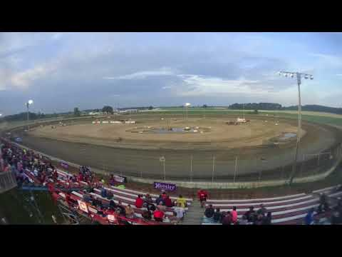 Time Lapse of UMP Hell Tour at I-96 Speedway on 07-12-2018!
