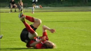 Frändefors IF - Färgelanda IF 2:3 (1:2) Dalsland Division V