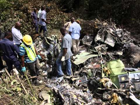 2013 Guinea Air Force plane crash