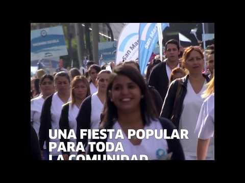 DESFILE DEL 25 DE MAYO EN SAN MARTÍN