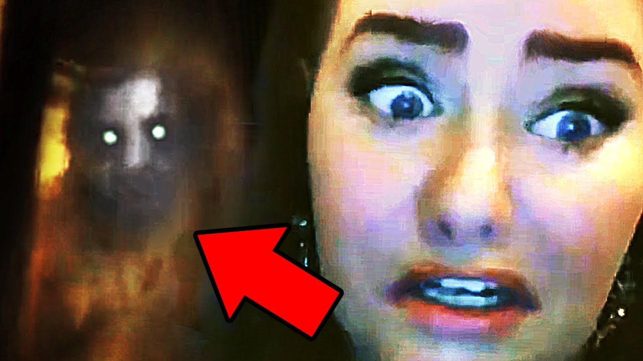 Top 5 SCARY Ghost Videos That'll FLIP YOUR WIG