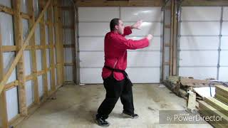 Martial Arts Study Guide #34: Freestyle Kata D Tutorial