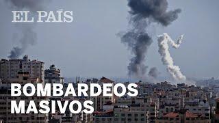ISRAEL y HAMÁS bordean la GUERRA en GAZA