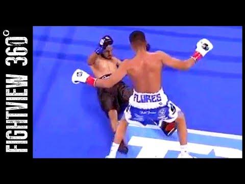 WILL BE A STAR? GABRIEL FLORES JR VS EDUARDO DOS REIS POST FIGHT RESULTS TOP RANK BREEDING STARS