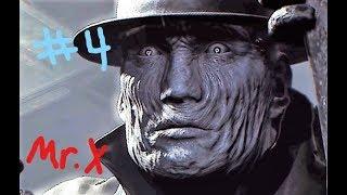 I MEET MR. X | Resident Evil 2 PART 4