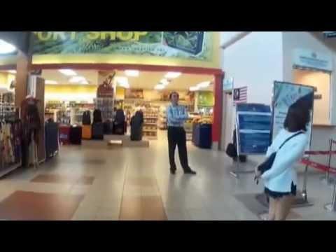 Airport Kota Bharu (Sultan Ismail) & Airport Kota Kinabalu International Terminal 2 AirAsia