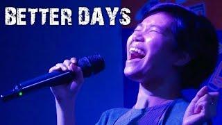KATRINA VELARDE - Better Days (Punchline Comedy Bar   September 9, 2018) #Jammer #HD720p