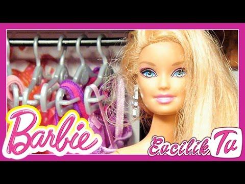 Barbie İş Seyahati Hazırlık | Barbie Türkçe İzle | Barbie Oyunları Evcilik TV
