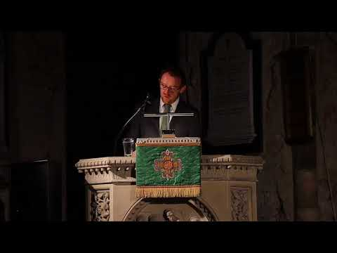 Simon Carswell   Limerick Civic Trust Autumn Lecture Series