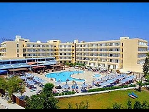 Odessa Beach Hotel, Protaras, Cyprus - Best Travel Destination