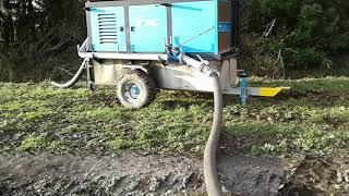 Rolnictwo Precyzyjne - Maszyny Nawadniające, część 2